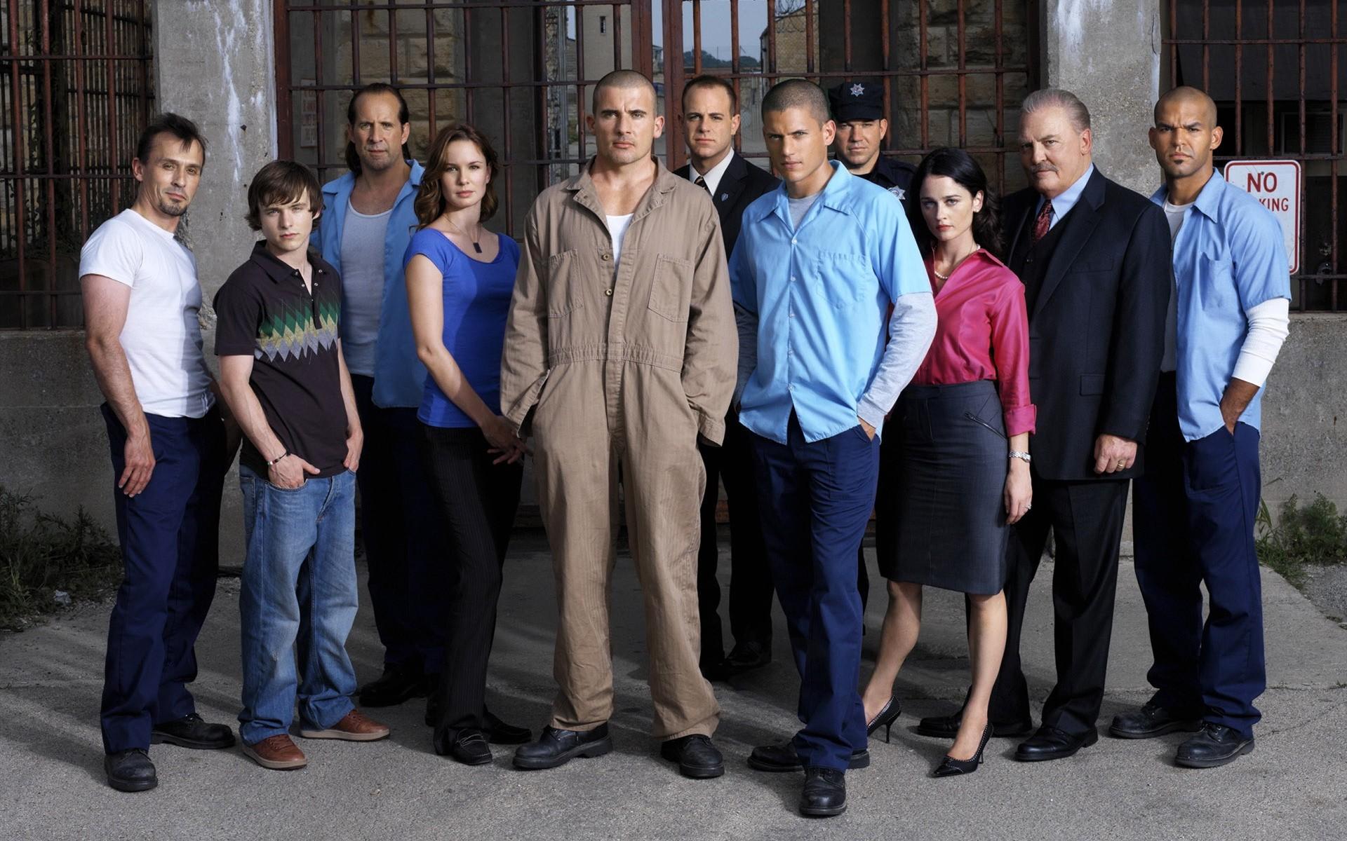 《越狱》第五季归来,美剧热再袭